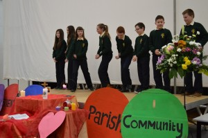 first years mime on friendship