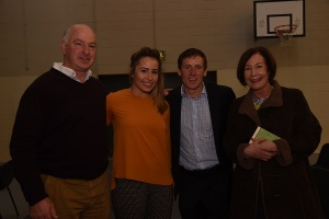 Johnny with McEvoy family 2