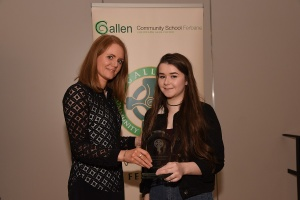 Ms Buckley and Caitriona Dillon